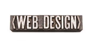 Diseño web Fotografía de archivo
