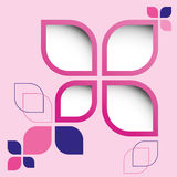 Diseño web abstracto Imagen de archivo