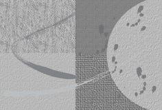 Diseño y cepillo del arte del fondo Fotografía de archivo libre de regalías