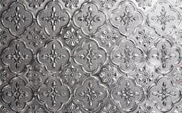 Diseño y elemento del estilo de cristal claro del vintage Fotografía de archivo libre de regalías