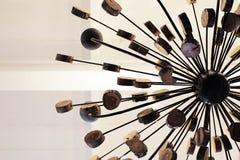 Diseños de la lámpara del arte imagenes de archivo