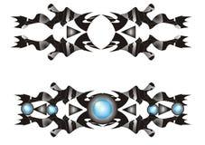 Diseños del extracto Imagen de archivo