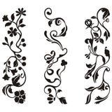 Diseños ornamentales del friso Fotos de archivo