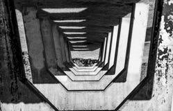Dise?o 2 de la escalera de la forma de vida de Chicago foto de archivo