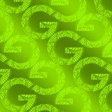 Dise?o de oro abstracto del fondo de G de la letra El concepto de oro del modelo se puede utilizar para el papel pintado, papel d foto de archivo