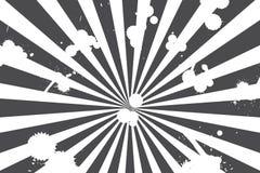 Dise?o geom?trico abstracto de la profundidad Simulaci?n del fondo profundo Papel de envoltorio para regalos stain Modelo futuris libre illustration