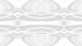 Dise?o gris abstracto del arte de Digitaces en el fondo blanco ilustración del vector