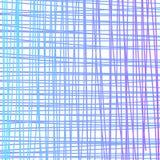 Dise?o minimalistic del vector del extracto con las l?neas de intersecci?n ilustración del vector