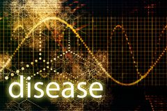 Disease Abstract Technology Royalty Free Stock Photography