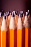 Disegnano a matita la priorità bassa Fotografie Stock Libere da Diritti