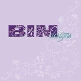 Disegni di BIM Fotografia Stock Libera da Diritti