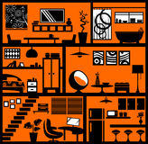 Designazione domestica Immagini Stock
