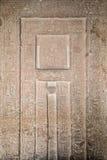 Disegni e pitture sulle pareti degli impiegati egiziani antichi Immagini Stock Libere da Diritti
