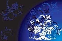 Disegni floreali illustrazione di stock