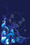 Disegni floreali illustrazione vettoriale