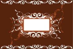 Disegni floreali Fotografia Stock Libera da Diritti