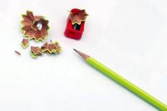 Disegni a matita ed affili immagini stock libere da diritti