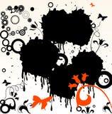 Disegno astratto Fotografia Stock Libera da Diritti