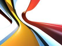 Disegno astratto Fotografia Stock
