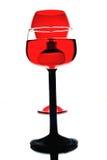 Disegno astratto del fondo del vino Fotografie Stock