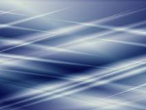 Disegno blu di velocità Fotografia Stock
