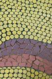 Disegno coperto di tegoli. Fotografia Stock