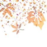 Disegno d'autunno Immagini Stock Libere da Diritti