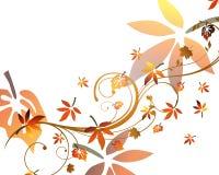 Disegno d'autunno Immagine Stock