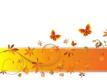 Disegno d'autunno Fotografie Stock Libere da Diritti