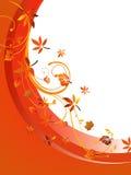Disegno d'autunno Fotografia Stock Libera da Diritti