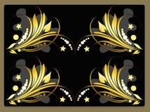 Disegno decorativo del fiore della sorgente illustrazione di stock