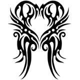 Disegno decorativo dell'ornamento Immagini Stock