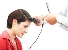 Disegno dei capelli Fotografie Stock Libere da Diritti