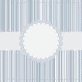 Disegno del blocco per grafici del modello per la cartolina d'auguri. ENV 8 royalty illustrazione gratis