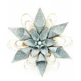 Disegno del fiocco di neve fotografie stock libere da diritti