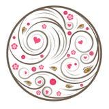 Disegno del fiore di vettore illustrazione vettoriale