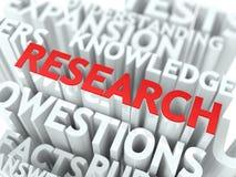 Disegno del fondo di ricerca. Immagini Stock Libere da Diritti