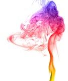 Disegno del fumo Immagine Stock