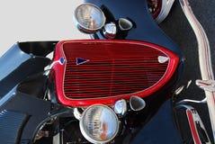 Progettazione d'annata dell'automobile Fotografia Stock Libera da Diritti