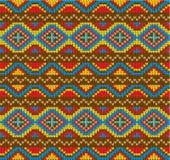 Disegno dell'origine etnica. Fotografie Stock Libere da Diritti