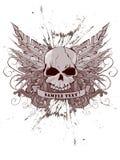 Disegno della maglietta dell'annata Immagini Stock Libere da Diritti