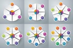 Disegno di Infographics illustrazione vettoriale