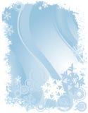Disegno di inverno Immagini Stock