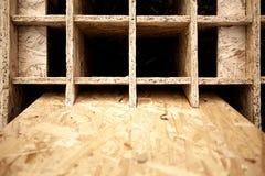 Disegno di legno del reticolo di struttura Immagine Stock