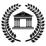 Disegno di logo di vettore royalty illustrazione gratis