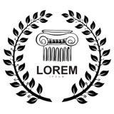Disegno di logo di vettore illustrazione vettoriale