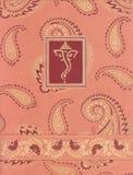 Disegno di scheda di Ganesh Fotografie Stock