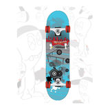 Disegno di Skateboar Immagine Stock Libera da Diritti
