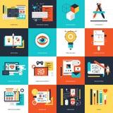 Disegno e sviluppo Fotografia Stock