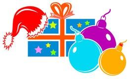 Disegno festivo Fotografia Stock